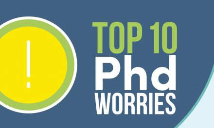 Top Ten PhD Worries