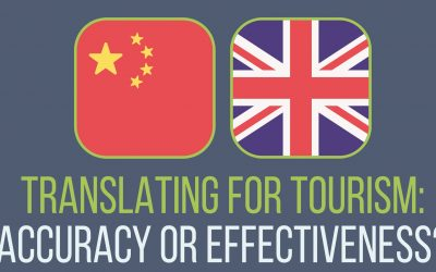 [INFOGRAPHIC] Translating for tourism: accuracy or effectiveness?