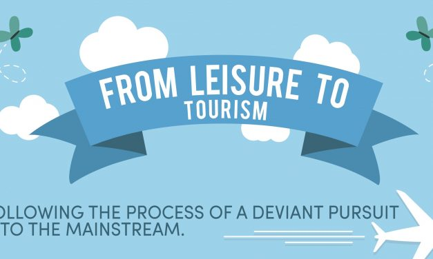 [Infographic] From leisure to tourism
